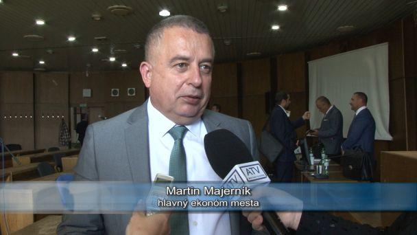 Žiarski poslanci schválili štvrtú zmenu rozpočtu