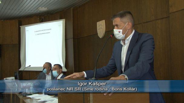 S čím prišiel Igor Kašper medzi žiarskych poslancov