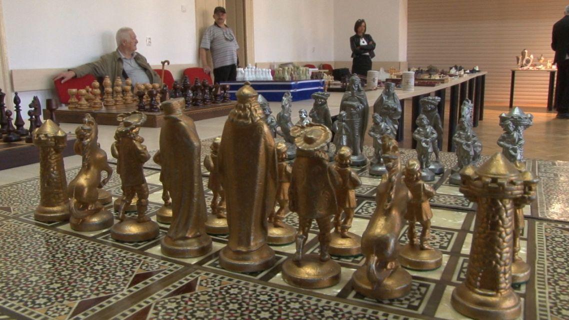 V Kremnici sa konala netradičná výstava šachov