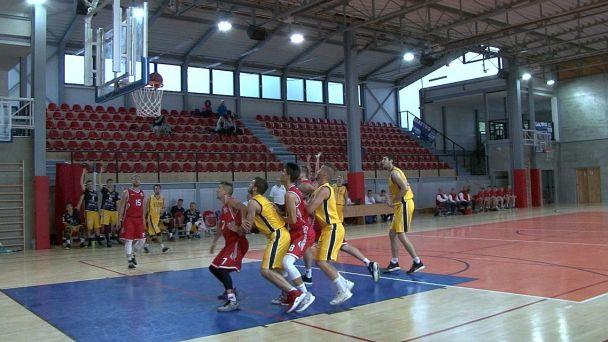 Žiarsky mužský basketbalový klub odohral svoj prvý zápas