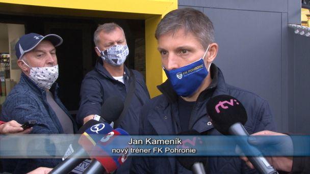 FK Pohronie predstavil nového trénera