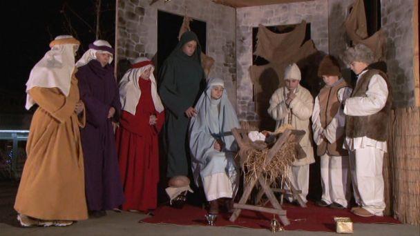 Tento rok musel byť Živý betlehem v Žiari zrušený