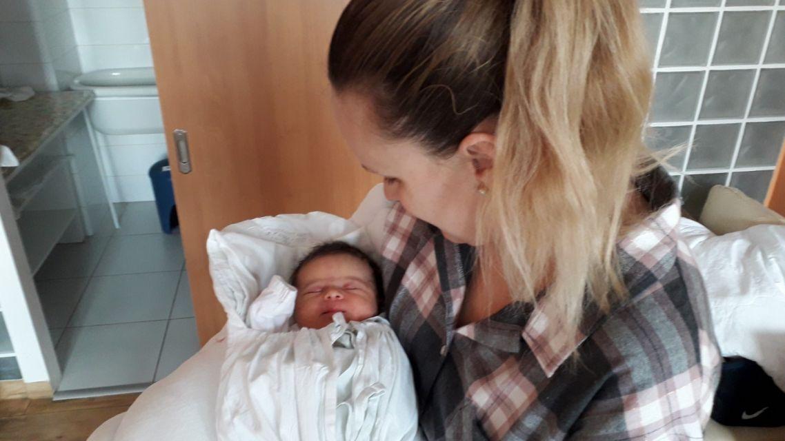 Narodil sa prvý Žiarčan v roku 2020