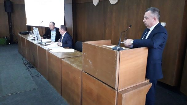 Mimoriadne zasadnutie žiarskych poslancov z 12.8.2020