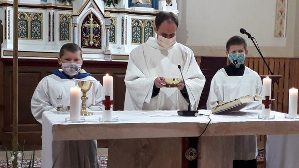 V Janovej Lehote bola slávnostná hodová sv. omša