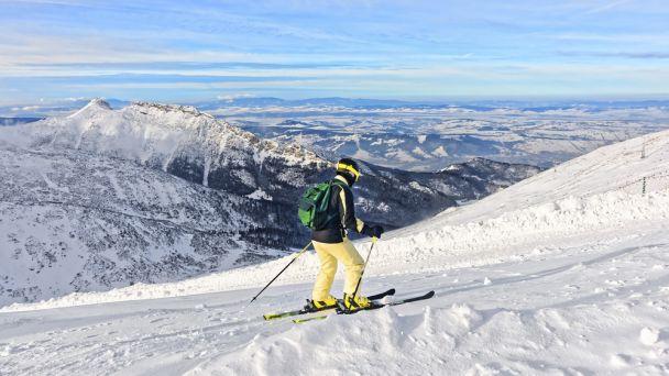 Ako si užiť perfektnú lyžovačku v Tatrách?
