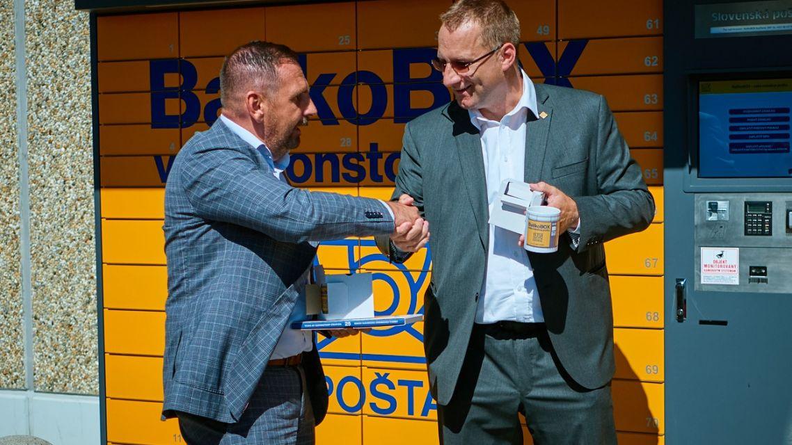 BalíkBox je otvorený už aj v Žiari