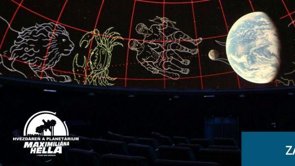 Krajská hvezdáreň a planetárium Maximiliána Hella