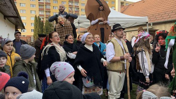 Svätokrížsky fašiang so zabíjačkou