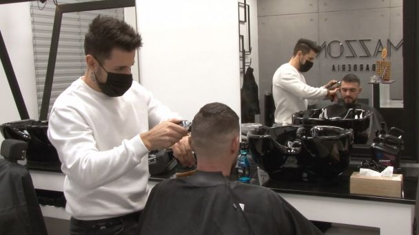 V Žiari otvorili taliansku barberiu MAZZONE
