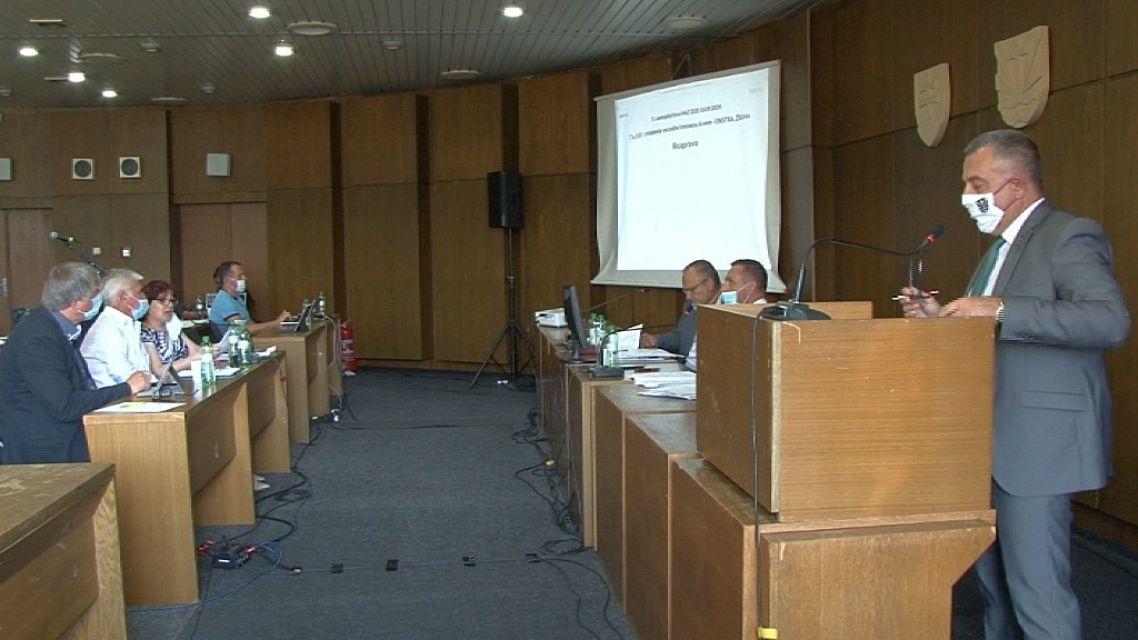 Rokovanie žiarskeho MsZ z 10.9.2020