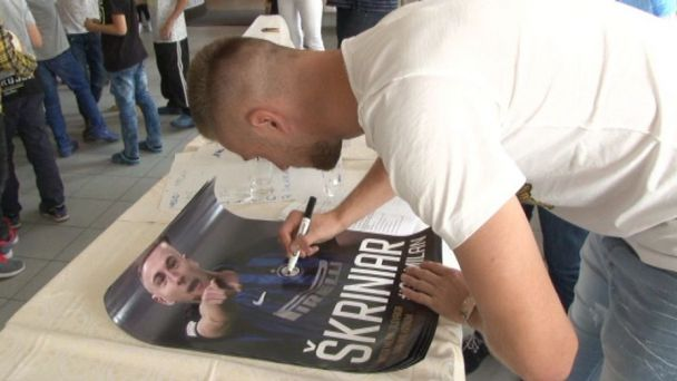 Žiarčan Milan Škriniar sa stal futbalistom roka 2019