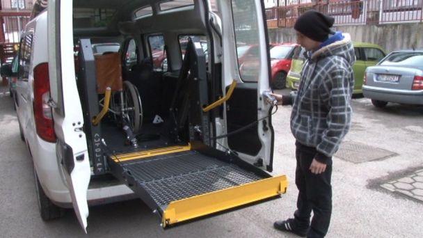 Sociálny taxík územného spolku Červeného kríža v Žiari  mení ceny