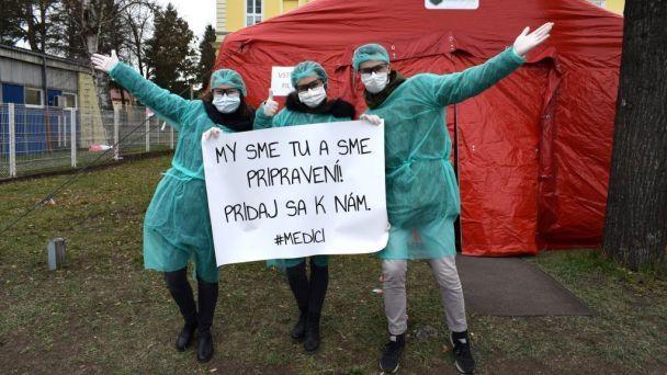 Žiarska nemocnica hľadá dobrovoľníkov