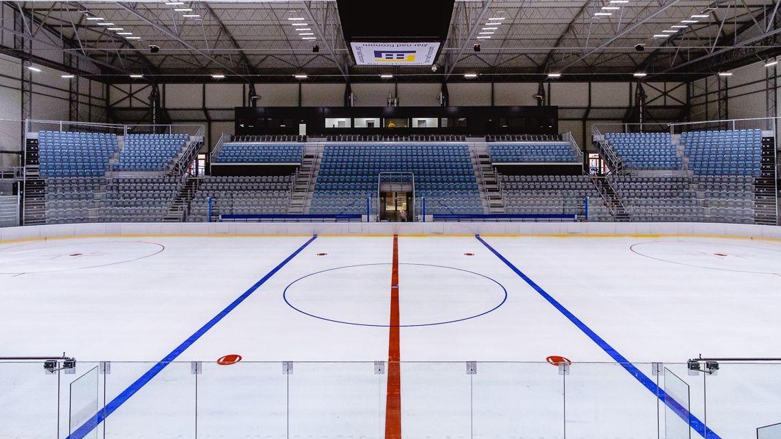 V Slovalco aréne sa zase dá korčuľovať