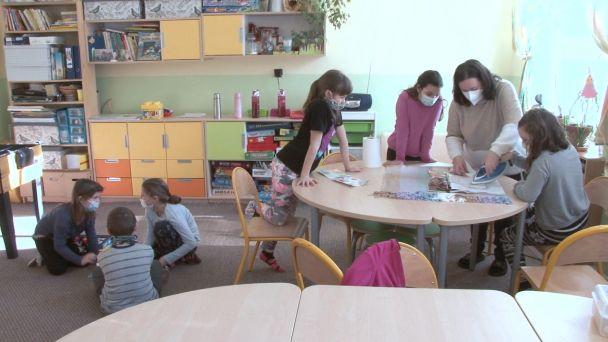 Žiarska Jednotka sa stará o deti rodičov pracujúcich v prvej línií