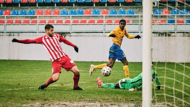 FK Pohronie hralo domáce zápasy na štadióne v Žiline