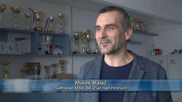 Žiarsky  basketbalový klub  má nového športového riaditeľa a šéftrénera