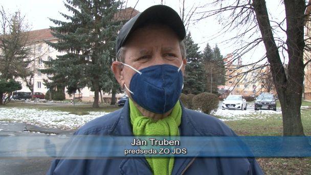 Ako  prežívajú obdobie pandémie žiarski seniori