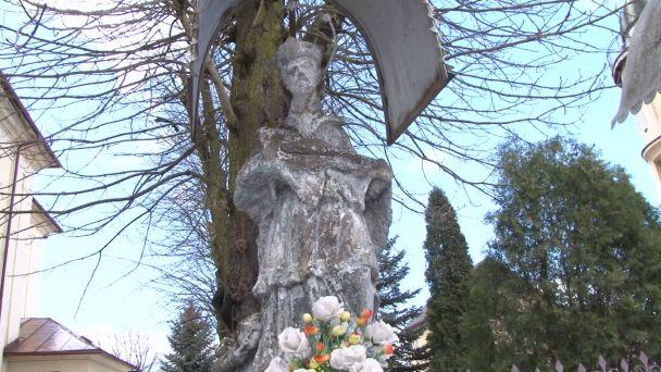 Spoznávajme históriu Žiaru, spoznajme svätokrížske sochy