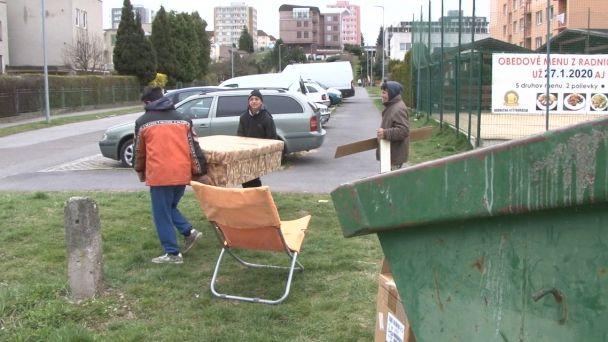 Počas Dní jarnej čistoty sa Žarčania zbavili množstva odpadu