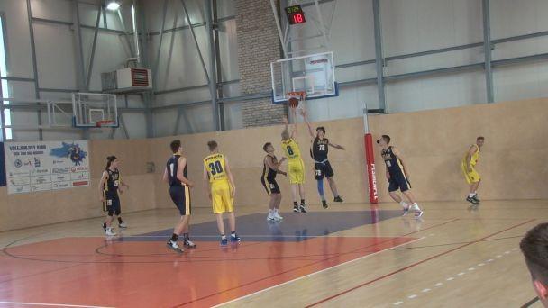 V žiarskej ZUS aréne sa opäť hral súťažne basketbal