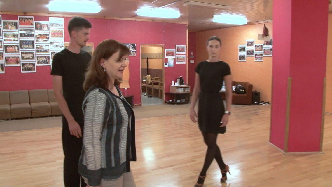 Tanečný klub Stella začal sezónu zlatom