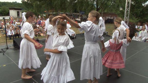Folklórny festival Pod Inovcom bol tentokrát v Žiari