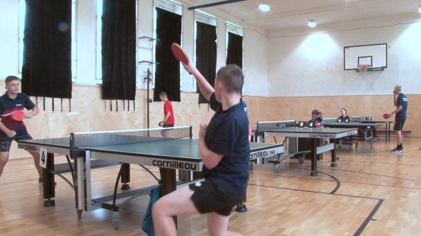 V Žiari pokračovala už rozbehnútá sezóna stolných tenistov