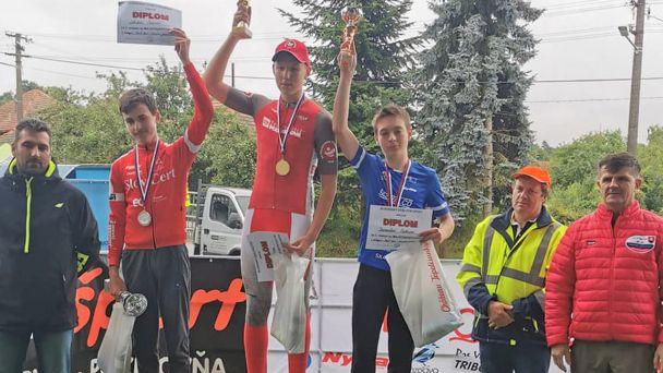 Žiarskí cyklisti sa zúčastnili na Majstrovstvách Slovenska
