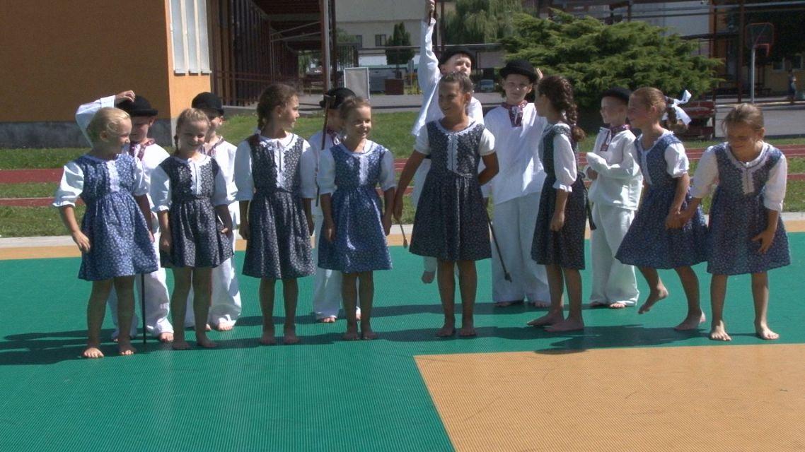 Malí Žiarčania sa naučili tancovať za pár dní