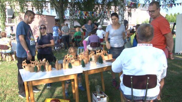 Minifestival tradičných remesiel v žiarskej Osvete