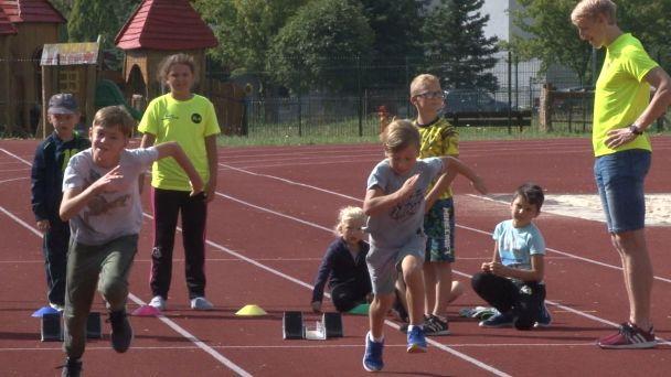Detské športové tábory na žiarskej Štvorke
