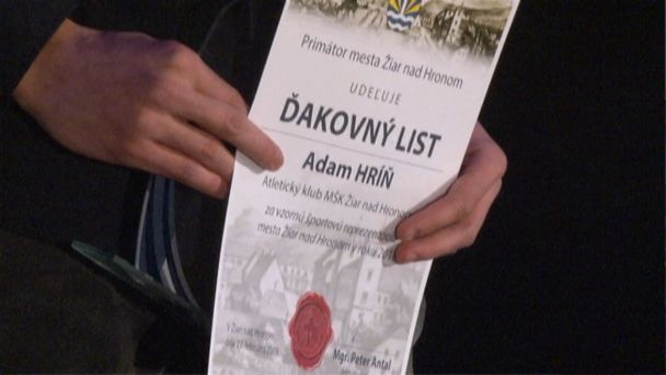 Majster Slovenska Adam Hríň prežíva zatiaľ najúspešnejšiu sezónu