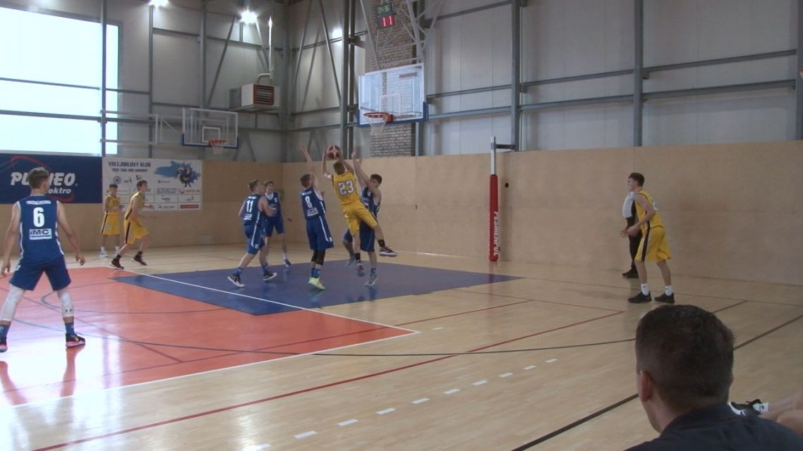 Žiarski basketbaloví kadeti vstúpili do sezóny