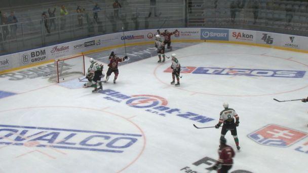 Žiarski Indiáni odohrali ďalší zápas v Slovenskej hokejovej lige
