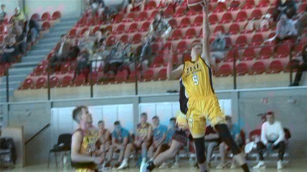 Žiarski basketbaloví kadeti bojovali o účasť v skupine Gold