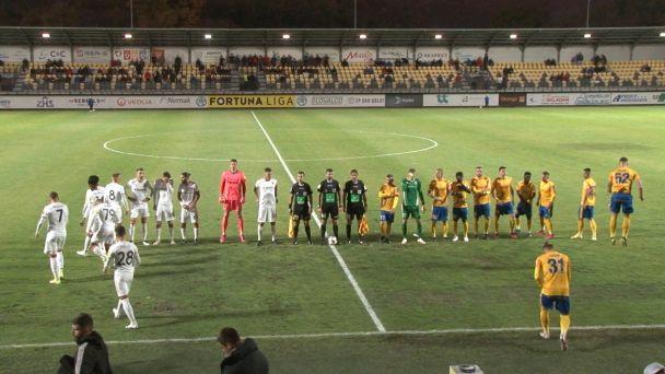 23. októbra pokračovala v Žiari Fortuna liga