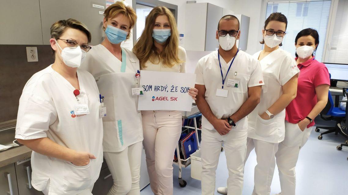 Nemocnica AGEL Zvolen zmobilizovala všetky svoje sily a prostriedky