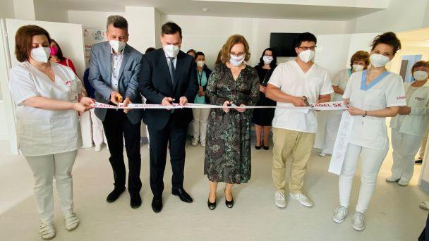Zvolenská nemocnica otvorila špecializované neurologické centrum