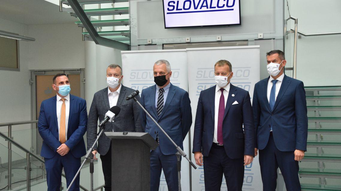 Slovalco začína utlmovať výrobu a odstavuje ďalšie pece