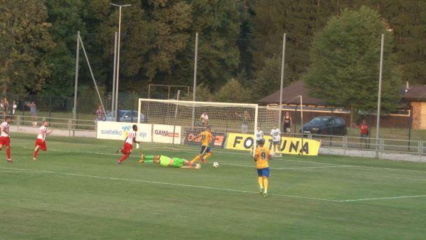 Vo štvrtom kole Fortuna ligy privítalo Pohronie  ŠKF Sereď