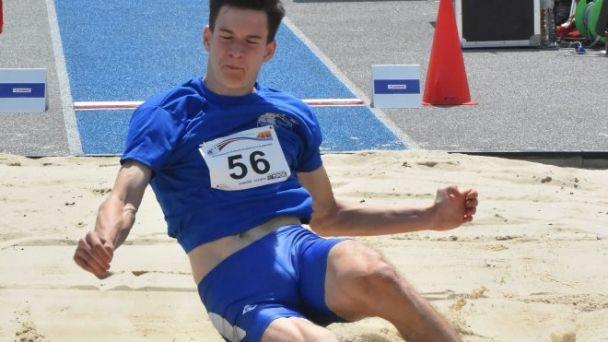 Žiar nad Hronom má Majstra Slovenska v atletike
