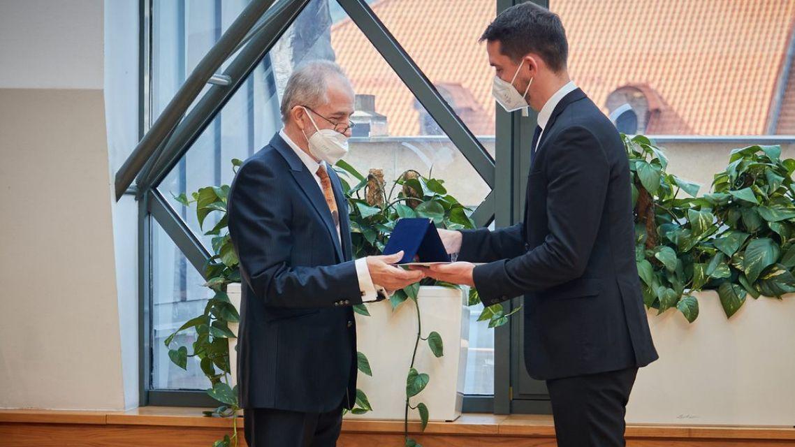 Kraj ocenil žiarskeho pedagóga za celoživotnú prácu