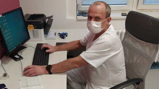 Pandemická situácia vo zvolenskej nemocnici je kritická
