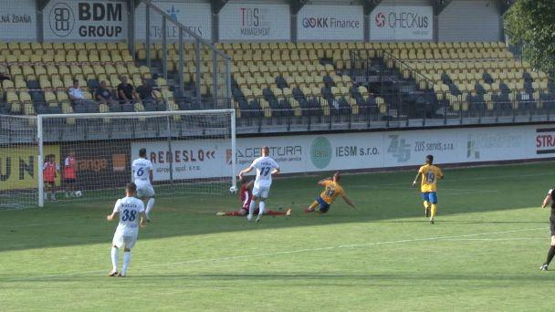 FK Pohronie odohral zápas s MFK Zemplín Michalovce