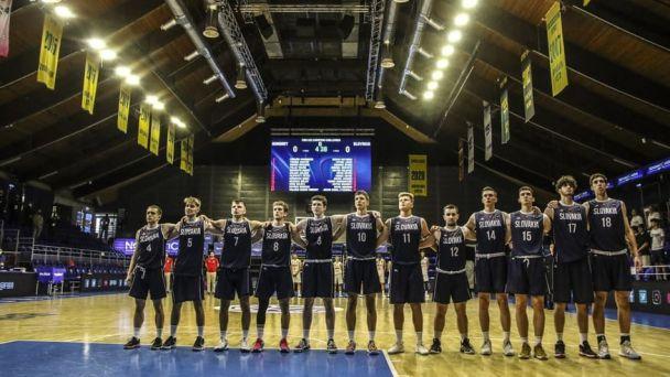 Žiarsky basketbal  má v U20 SVK dvoch reprezentantov