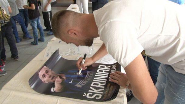 Rodák zo Žiaru Milan Škriniar sa opäť stal Futbalistom roka